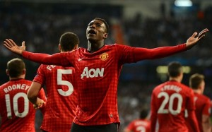 Vine: Danny Welbeck scores the first goal of the Louis van Gaal era