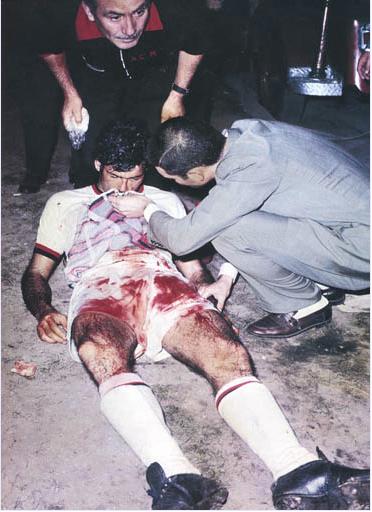 La Bombonera Massacre