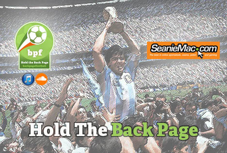 Hold the Back Page - Liverpool's to lose as City stumble