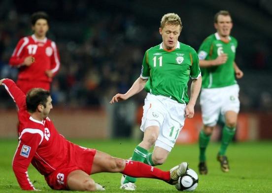Ireland Georgia 2009