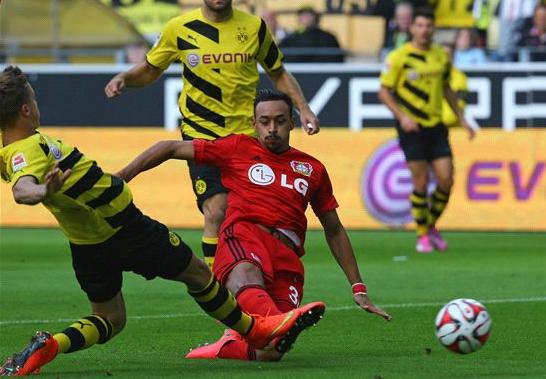 Leverkusen Dortmund