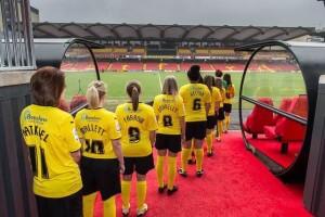 Interview - Watford Ladies Chairman Chris Crickitt