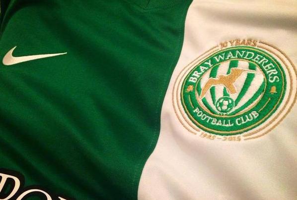 Bray Wanderers jersey