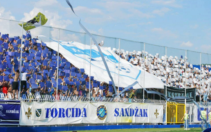 Torcida Sandžak fans