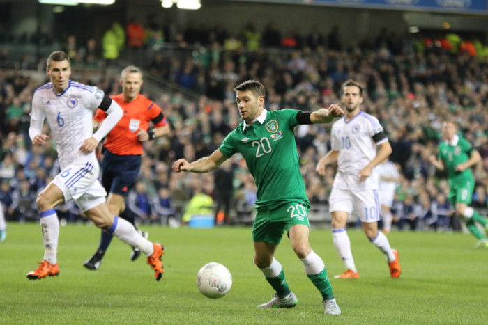 Ireland Bosnia Wes Hoolahan