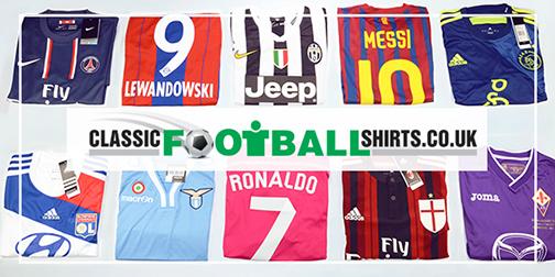 FB - Top Euro Classic Shirt Clearance Banner