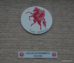 Welling United FC v Carlisle United FC 059