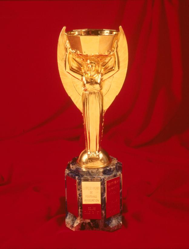 Jules Rimet Trophy World Cup
