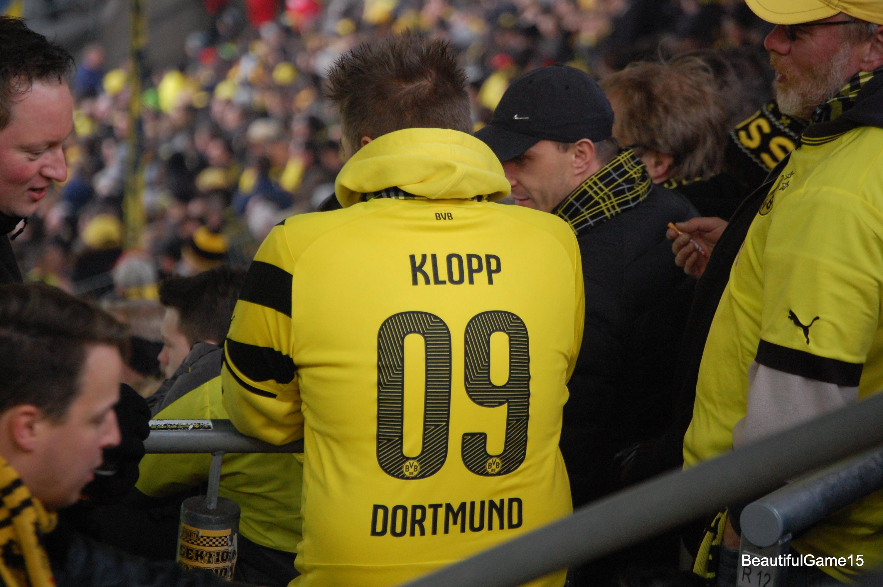 Südtribüne - Borussia Dortmund v TSG 1899 Hoffenheim - Part Two