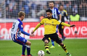 Manchester City confirm the signing of Ilkay Gundogan from Borussia Dortmund