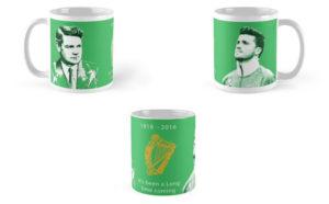 Handcrafted Rebel Mug combines Ireland's past and present