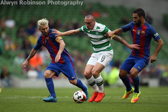 Barcelona Celtic 8 Brown