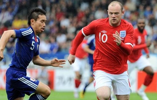 Photo Special - Japan 1 - 2 England