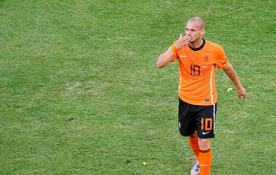 Wesley Sneijder: The Forgotten Man