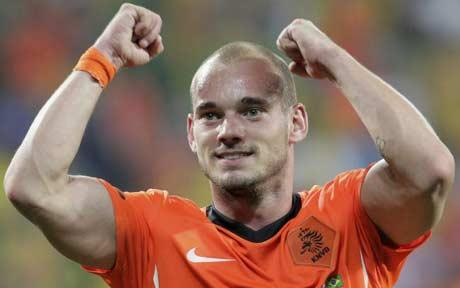 The Sneijder saga, revisited
