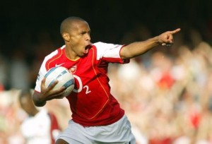 Player Comparison: Thierry Henry vs Ruud van Nistelrooy