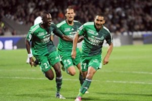 Lyon down, St Etienne up as Ligue 1 gets head over heels