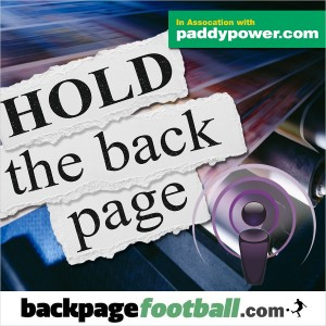 Hold The Back Page: Episode 17
