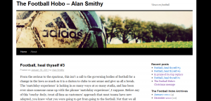 The Football Hobo