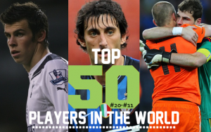 Top 50 Players in the World (20-11)