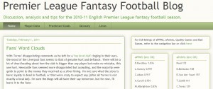 In the Blog: PL Fantasy