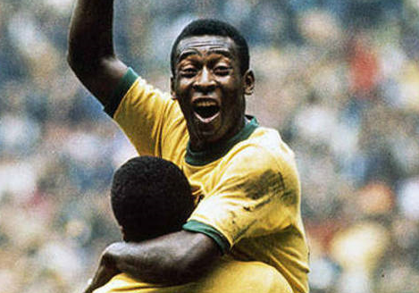 Pelé, the Nickname, and Jimmy Magee