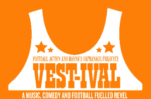 Vest-ival - A Celebration of Football and Music