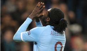 Where Next for Adebayor?