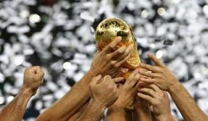 The sides most likely to win the 2018 FIFA World Cup