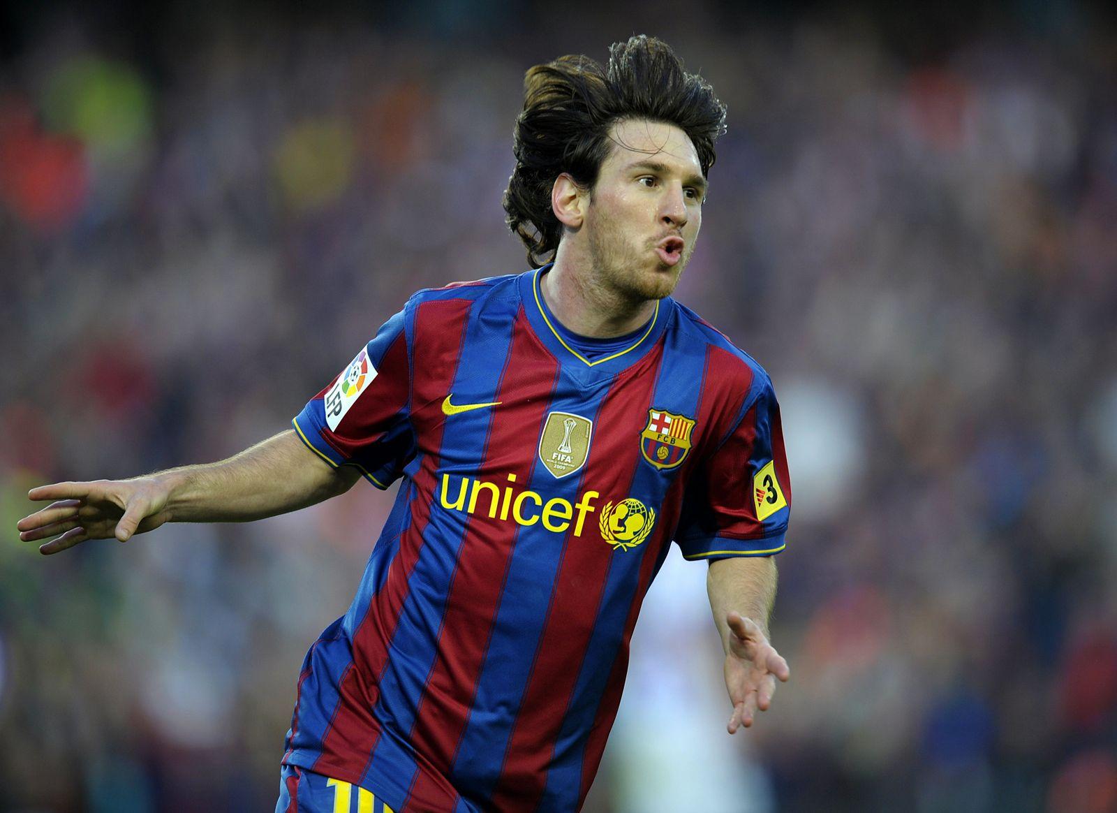 Lionel Messi's immin...