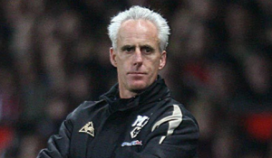 Eventful post Ireland decade for Mick McCarthy