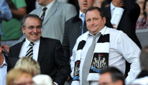 Mike Ashley: From villain to hero