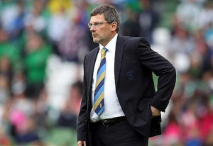 Scottish Friction - time for Levein to go?