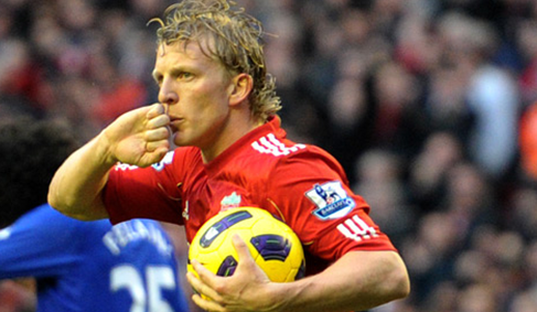 Is Dirk Kuyt's time up in Liverpool?