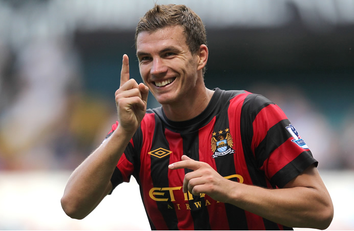 Why Edin Dzeko should be called the 'second year star'