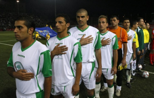 The slow but optimistic rise of football in Palestine