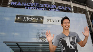 Nasri hits out at Arsenal's fans and philosophies
