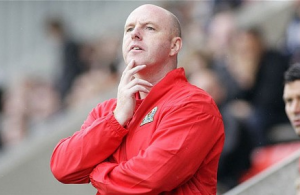 Former Blackburn Rovers manager Steve Kean