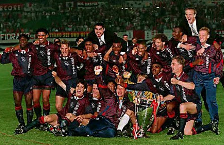 The club that should be king: Ajax Amsterdam and the European Cup