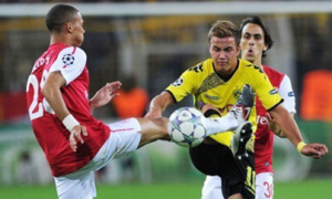 Arsenal-Dortmund draw defines current Gunners