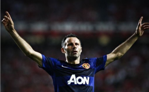 Ryan Giggs turns 40 today so here's a video
