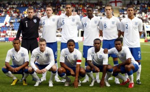 Exciting times for England's youth