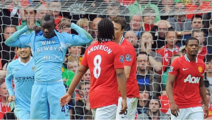 The Manchester Derby: Through Red Eyes