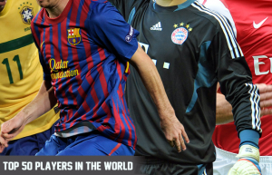 Top 50 Players in the World 2011: Part 1 - 50-41
