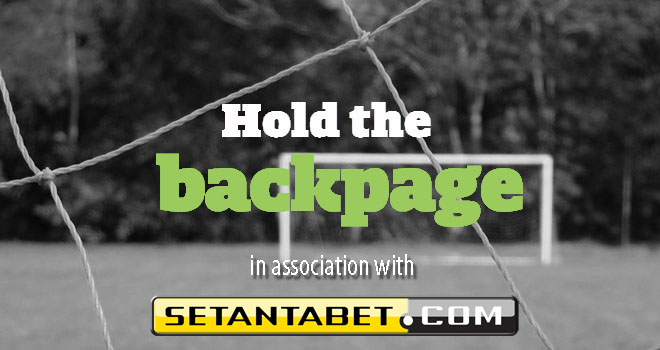 Hold the BackPage - The first for 2013