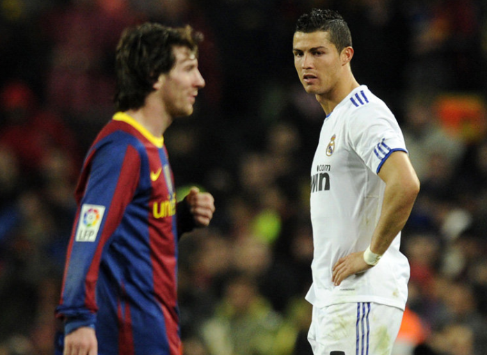 Player Comparison  Lionel Messi vs Cristiano RonaldoMessi Vs Ronaldo