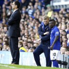 Royson Drenthe has come off the bench eight times in the Premier League for Everton this season.