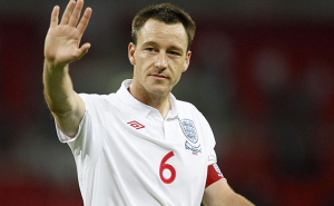 John Terry - wrongly victimised