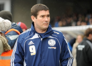 Nigel Clough Derby