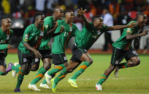 Zambia African Cup of Nations